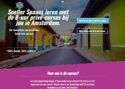Spaans Leren Amsterdam